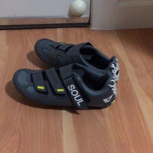 SoulCycle indoor cycling shoes